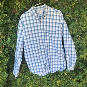 EXCELLENT CONDITION PLAID 0XFORD!